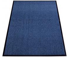 Miltex Schmutzfangmatte, Blau, 120 x 180 cm
