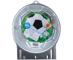 Wilton Backform Fußball, Stahl, Grau, 9.24 x 23.29 x 28.44 cm