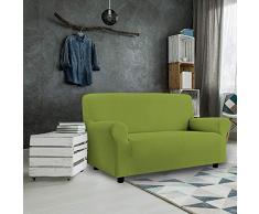 PETTE Sofabezug aus italienischem Stil 4 Posti (220 a 260 cm) grün