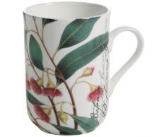 Maxwell & Williams S692108 Botanic Becher, Kaffeebecher, Tasse, Floral Gum, in Geschenkbox, Porzellan