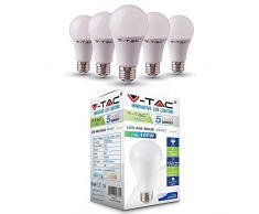 V-TAC LED Deckenleuchte, 8 W, Quadrat Schwarz Color Change 2In1 Dimmable Effekt Sternenhimmel mit Fernbedienung
