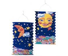 Laterne Sonne & Mond - 28 cm
