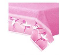 amscan Ballett Papier Tisch Cover