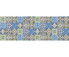 Vilber Teppich 78 x 225 x 0.22 cm bunt