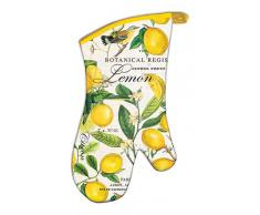 Michel Design Works Ofenhandschuh, gepolsterte Baumwolle Zitronenbasilikum