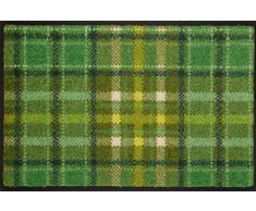 Schmutzfangmatte BAD-025-03 grün_60x40.pcx Fußmatte waschbar