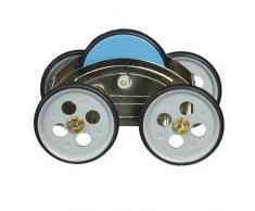 Mechanisches Spielzeug ZECAR - mit Schwungrad-Antrieb ( farblich sortiert )