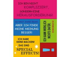 Eurographics MB-MAG1031 Memo Board German Magnets