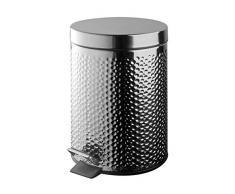 ESH EQUIPEMENT Kosmetikeimer Edelstahl Design 3Â Liter Design