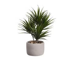 ASA Kunstpflanze, Kunststoff, Grün, 24.5