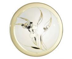 EGLO 83199 Deckenleuchte, Metall, E27, gold