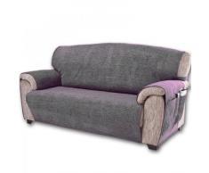 Comptoir du Linge Sofaüberwurf, Grau