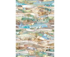 """Artscape Sichtschutzfolie/ Fensterfolie """"Terrazzo"""", 24x 36cm"""