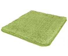 Kleine Wolke Badteppich, Grün, 55 x 65 cm