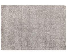 ABC Teppich Shaggy Elegance grau 133 x 190 cm