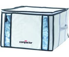 Compactor RAN3254 Kommode mit Vakuumbeutel, Abmesungen: 42 x 40 x 25 cm, weiß