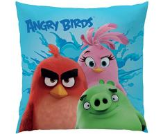 Angry Birds 043480 Kissen Explosion, Polyester, 40 x 40 cm