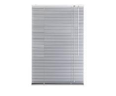 Lichtblick Jalousie Aluminium, 80 cm x 160 cm (B x L) in Silber, Sonnen- & Sichtschutz, aber auch Verdunkelungs-Rollo, für Fenster & Türen