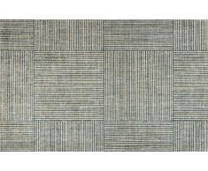 Wash + Dry Fußmatte, Acryl, Bunt, 140 x 200 cm