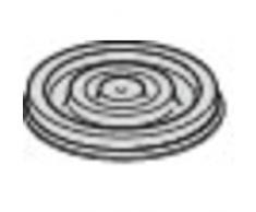 Silit Dichtkappen, Ersatzteil, Schnellkochtopf Sicomatic-E, 3-teilig