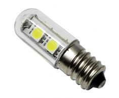 Digilamp 40/LED-GB-025 Glühlampe für Kühlschrank, 7 LED, 5050, E14, 4000 K