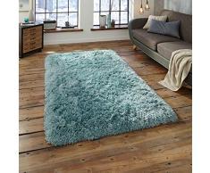 Think Rugs Teppich, hellblau, 120 x 170 cm
