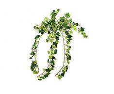Europalms Kunstpflanze Efeu Holland Ivy 50 cm grün