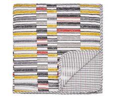 Helena Springfield London Mali Überwurf, 52% Polyester, 48% Baumwolle, Safari, 230x265