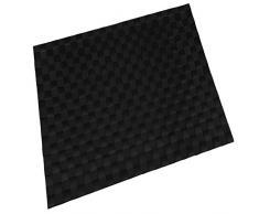 Renberg Cuadrado - Untersetzer Polyester schwarz 30x45 cm