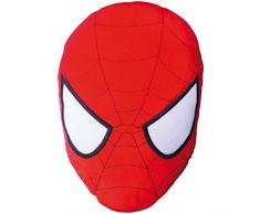 Spiderman 042383 3D Kissen Mask, Polyester, 38 x 36 cm