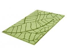Kleine Wolke Badteppich, Grün