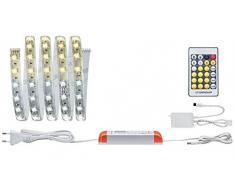Paulmann 706.23 Function MaxLED Basisset 1,5m Tunw 10W 230/24V 20VA Silber 70623 LED Lichtband Lichtstreifen Lichtschlauch