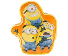 United Labels 811740 Minions - Kissen Dave, Carl und Tom