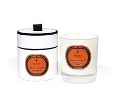 Kerzen Aromatherapie, Aroma Orange Zedernholz Nelke