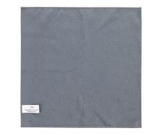 Elliott Glänzendes, breites Reinigungstuch für Fernsehschirm, grau
