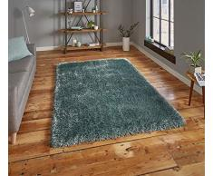 Think Rugs Teppich, blau, 120 x 170 cm