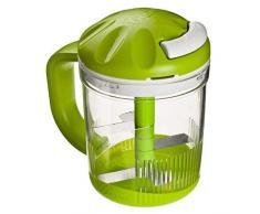 Genius 29148 Küchenhelfer Twist N Joy Set 3-teilig, kiwi-grün