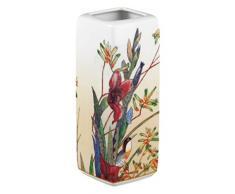 königlich priv. Tettau 004.102742 Vase schlank 16 cm Collier Kunst Tettau J. Votteler