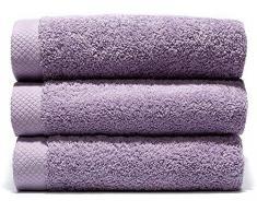 PURE2 Lasa Badetücher, 100% Baumwolle, Waschbecken und Frisierkommode, Übersee, 1x33x50 + 1x50x100 + 1x100x150
