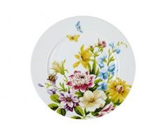 Creative Tops Katie Alice English Garden Porzellan Speiseteller, Side Plate