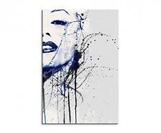 Paul Sinus Art Marilyn-Monroe-IV_90x60-SA Wandbild Leinwand, 90 x 50 x 3 cm, mehrfarbig