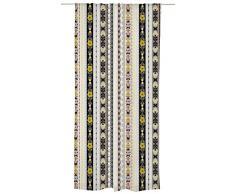 Vallila Kardemumma Vorhang 140x240 cm, Yellow, Gelb, 240x140 cm