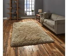 Think Rugs Teppich, beige, 80 x 150 cm