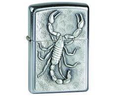 Zippo 1330006 Feuerzeug Skorpion Emblem