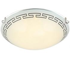 LED Deckenleuchte 1-flammig Palila