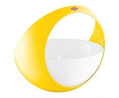 Wesco 223 301-19 Spacy Basket Obstkorb, zitronenGelb(gelb / weiß)