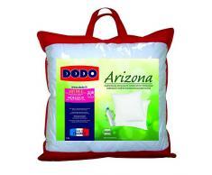 Dodo 82765 Arizona Kopfkissen aus Polyester, 60 x 60 cm, Weiß, 2 Stück