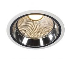 SLV Einbauleuchten LED Downlight Pro R 15.5 x 15.5 x 14.3 cm 162401