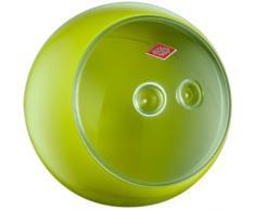 Wesco 223201-20 Vorratsdose Spacy Ball 24.80 x 22.50 cm, grün