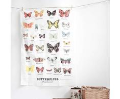 Ecologie Multi Butterfly Geschirrtuch mit Schmetterlings-Motiven